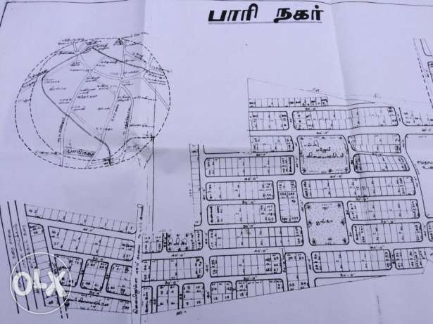 DTCP Approved Plot-Located in Trichy – Highway With Bank Loan السوق -  3
