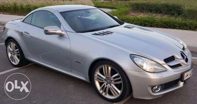 Mercedes Benz SLK 200 (Grand Edition)