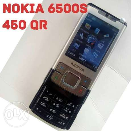 Nokia 6500s perfect condition