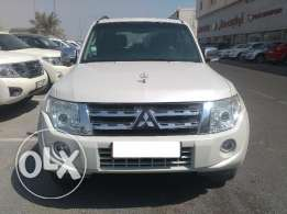 Mitsubishi -Pajero 3.5 Model 2014 - Full options - 6 cy