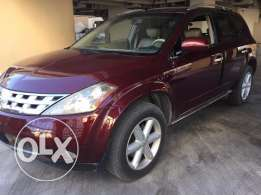 Nissan Murano 2008 Full Options in good condition for Sale - Urgent