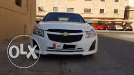 chevrolet cruze 2015 only millage 12000km istimara new.