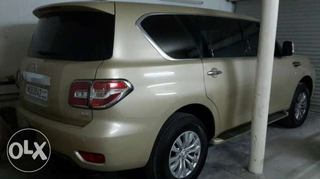 Nissan patrol se low mileage very clean no accident