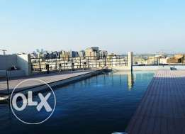 Luxury FF 2-BR 5-star apartment in Umm Ghwaylina/Gym/Pool/Spa/Jacuzzi