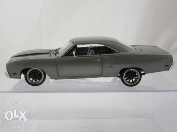 1970 Plymouth The Hammer Road Runner - GMP Model 1:18 Fast and Furious