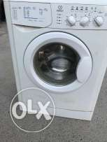 Washing machine idesit