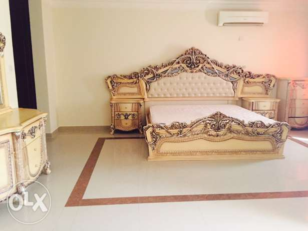 compound villa for rent only for families الغرافة -  1