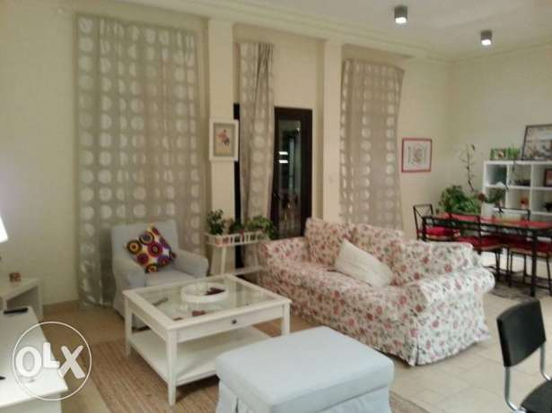 So beautiful fully furnished 2 master bedroom in QQ the pearl