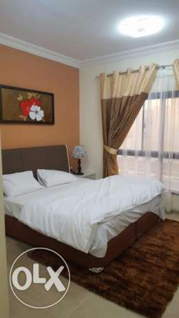Furnished new 2-BHK available in Al Thumama