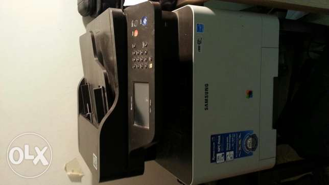 Samsung color A4 laser printer hi res