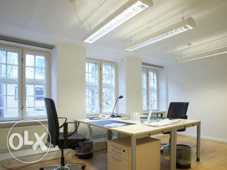 Fully Furnished, Serviced Office with Licence