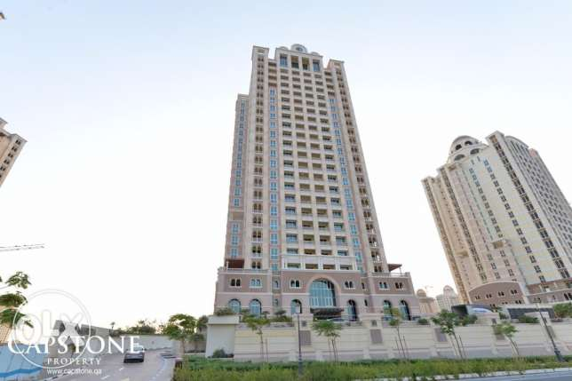 1BR, 2BR+1, 3BR +1, Apartments with First Month FREE الؤلؤة -قطر -  1