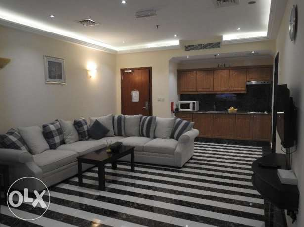 Fully Furnished One Bedroom Apartment المشيرب -  6
