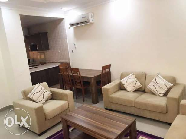 Fully-furnished 1BR Flat At -Bin Mahmoud -