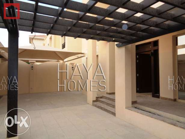 VERY HIGH QUALITY stand alone villas in ABU HAMOUR for 17K أبو هامور -  4