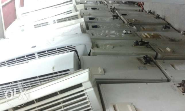Same new use good a/c sale,&all damage a/c buy,