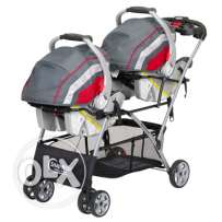 Baby Trend Stroller / Best for new born twins