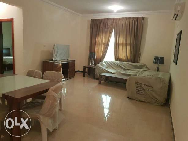 Brand new 88 2bhk flat fully furnished building 4 Rent, Um Ghuwailin فريج بن محمود -  1