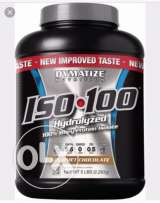 Dymatize ISO 100 is a top whey protein