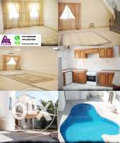 Semi-Furnished Villa for Rent