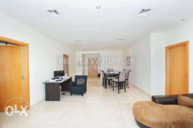 Furnished 2 Bed in Famous Zig Zag Towers الخليج الغربي -  3