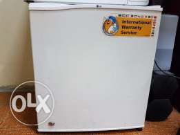 LG MINI Fridge & Microwave