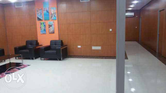 Brand new office space for Rent at Doha