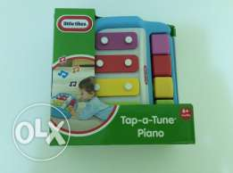 Little tikes-tap a tune piano
