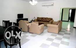 beatiful fully furnished 3 bhk compound villa old air port