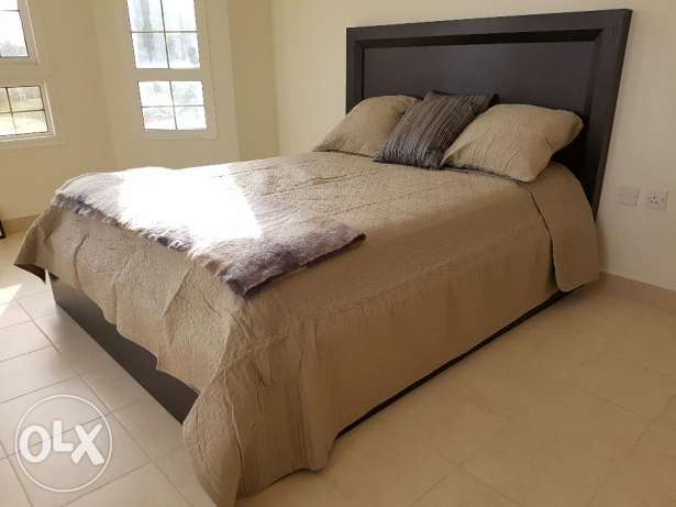 Queen Size Bed and Innersprung Mattress