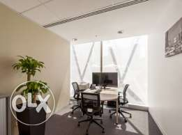 Looking for an Office in Qatar?.