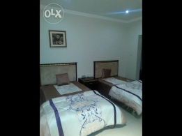 For rent near Corniche Furnished Apartments