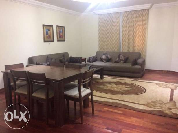 /FF 2-Bedroom Apartment At Al Sadd: Near Hamad Hospital