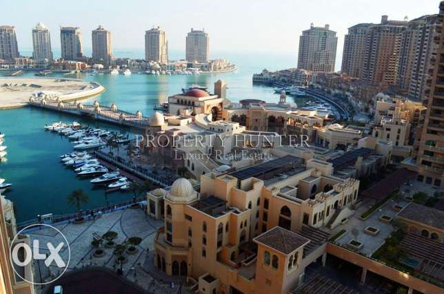3 Bed + Maid's room home overlooks the Marina