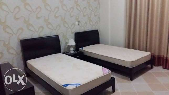 fully furnished 2 bhk flat in al Al Nasr, 7300 QR النصر -  5