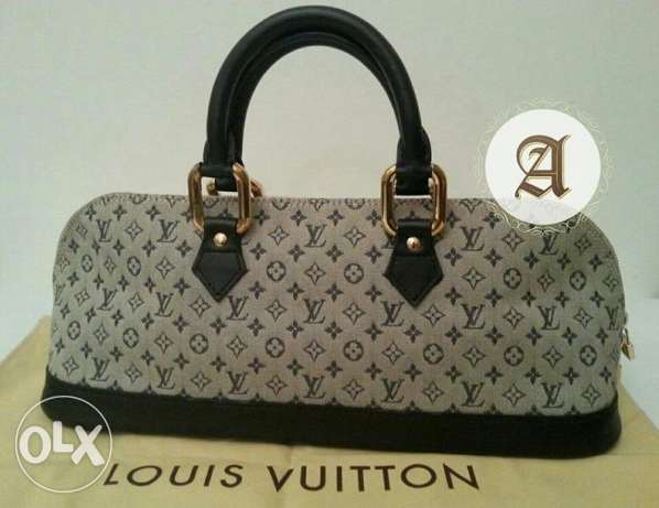 Used Louis vuitton Alma-Ron handbag