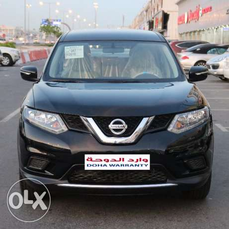 Nissan - X TRAIL 4 X 2 - 2.5 L Model 2016