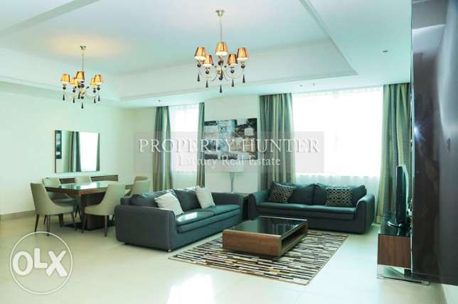 2 Bedrooms with Great Design and Furnitures