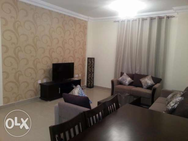 Fully Furnished 2bedrooms doha al gadida+ month free
