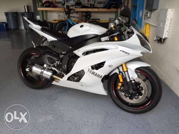 2015 yamaha yzf-R6 for sale