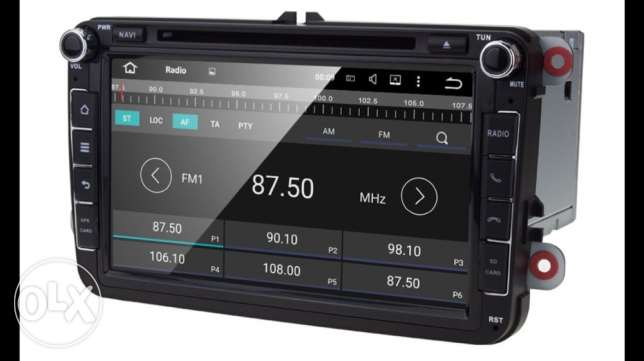 Android Screen GPS Multifunction