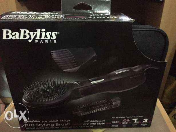 New BaByliss Paris Pro Styling Brush never been used for Only 200QR