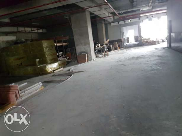 4000 sqm commercial for rent at lusail