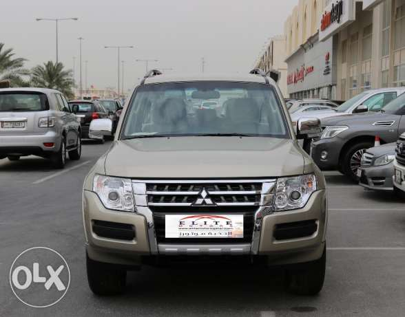 pajero - - 3.5 cc - DOHA DEALER model 2016