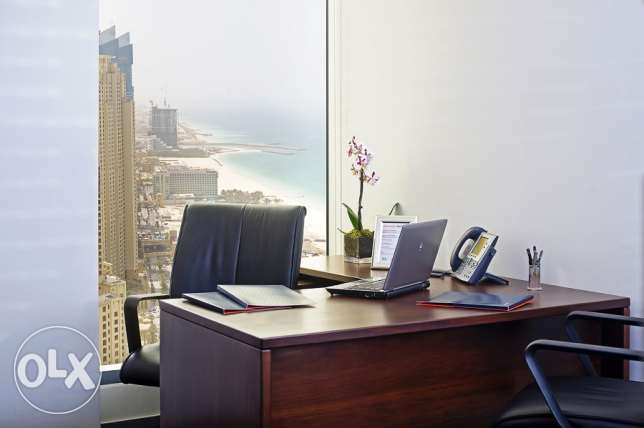 Corniche Sea View Office Spaces