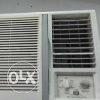Good condition window split Ac sale and services gas filling