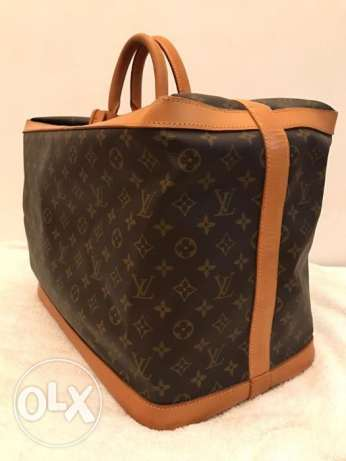 Authentic Preowned Louis Vuitton Cruiser 45 Boston Travel Bag