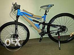 Totem Brand New 29er full suspension, 27 speed Altus