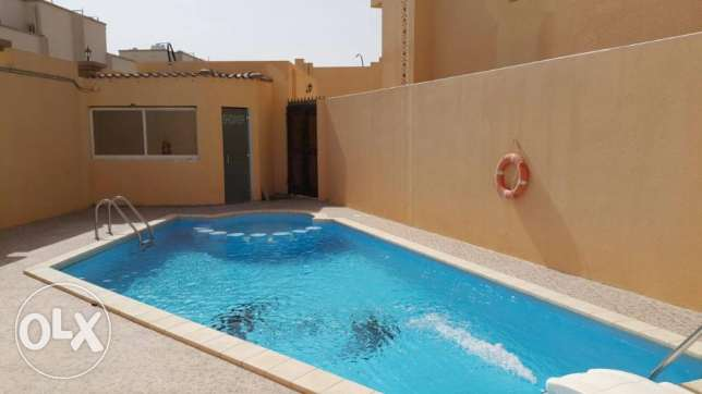 Furnished 3 bedrooms apartment in Rayyan