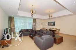 Furnished Deluxe 3 Bed + MR apartment